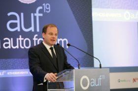 Κώστας Αχ. Καραμανλής, Υπουργός Υποδομών και Μεταφορών