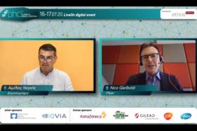 Συνέντευξη με τον Αιμίλιο Νεγκή:  Nico Gariboldi, Site Lead - Global Digital and Technology HUB - Senior Director at Pfizer