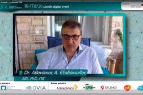 Dr. Αθανάσιος Α. Εξαδάκτυλος, MD, PhD, Πλαστικός Χειρουργός, Πρόεδρος, Πανελλήνιος Ιατρικός Σύλλογος  (ΠΙΣ)