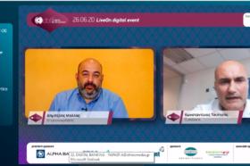 Ομιλία – Παρουσίαση:  Κωνσταντίνος Τσιπτσής, Διευθυντής, Advanced Analytics & Campaign Management, Eurobank