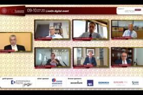 Leadership Panel 1: «Προσαρμογή και ανάπτυξη – η νέα κανονικότητα» Συντονιστής Συζήτησης: Κωνσταντίνος Ουζούνης, CEO, ethosGROUP Ομιλητές: •Κυριάκος Αποστολίδης, Πρόεδρος και Διευθύνων Σύμβουλος, MetLife A.E.A.Z. & Γενικός Διευθυντής, MetLife Κύπρου •Τριαντάφυλλος Ε. Λυσιμάχου, Σύμβουλος Ασφαλιστικών Εργασιών, Όμιλος Τράπεζας Πειραιώς •Αλέξανδρος Λυρίγκος, Principal Director   Financial Services, Accenture •Νικόλαος Α. Μακρόπουλος, Αντιδήμαρχος, Δήμος Αθηναίων και Πρόεδρος & Διευθύνων Σύμβουλος, ΕΥΡΩΠΗ Ασφαλιστική  •Ερρίκος Μ. Μοάτσος, Διευθύνων Σύμβουλος, AXA Ασφαλιστική   •Ιωάννης Χατζηθεοδοσίου, Πρόεδρος, Επαγγελματικό Επιμελητήριο Αθηνών (ΕΕΑ) & Πρόεδρος και Διευθύνων Σύμβουλος, Mega Brokers AE